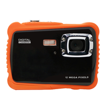 Flash Light HD 2.0 Inch Screen Anti Falling Battery Operated With Lanyard Kids Camera Digital Gift Swimming Outdoor Waterproof