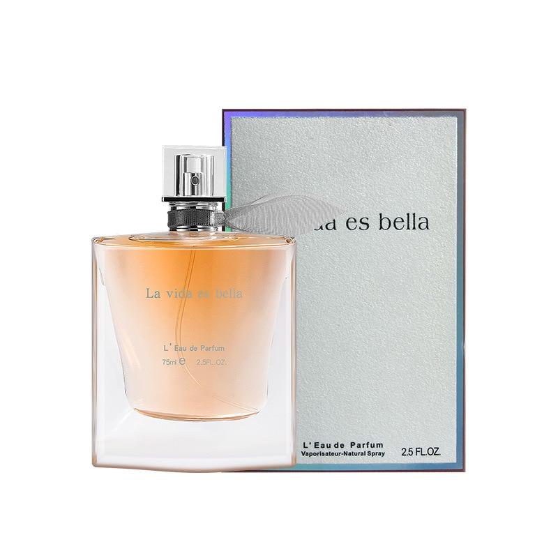 75ml Rose Notes Body Spray Women Perfume Feminino Brand Originales Bottle Glass Mujer Parfum Fragrance Liquid Antiperspirant W55