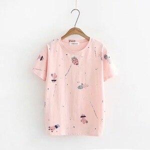 2018 new fashion Women Tshirt