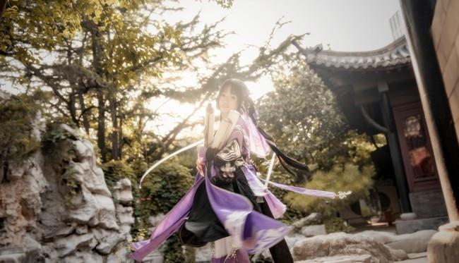 《剑网3》轩墨间真名士,自风流