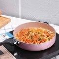 16 см антипригарная сковорода  антипригарная посуда  сковорода  кастрюля  маленькая сковорода для яичницы  для общего использования для газо...