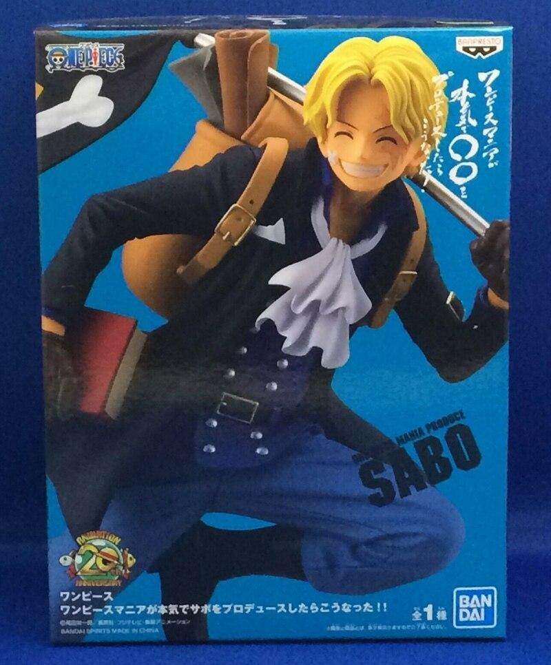 Banpresto One Piece Anime Mania Produce figure SABO JAPAN OFFICIAL IMPORT