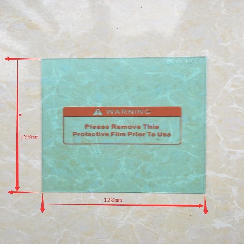 The Protective Plastic Plate(PC) Of The Auto Darkening Welding Mask/Welding Filter/Welding Helmet