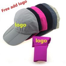 Sun-Hats Beach Print-Logo Portable Uv-Protection DIY Quick-Drying And Woman