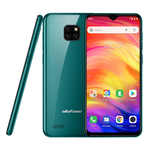 Image 5 - Ulefoneหมายเหตุ 7 สมาร์ทโฟน 3500MAh 19:9 Quad Core 6.1 นิ้วWaterdropหน้าจอ 16GB ROMโทรศัพท์มือถือWCDMAโทรศัพท์มือถือandroid8.1