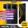 "Global Version POCO M3 4GB 64GB / 128GB Smartphone Snapdragon 662 Octa Core 48MP Triple Camera 6.53"" FHD+ Screen 6000mAh Battery 1"