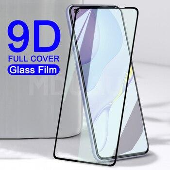 Перейти на Алиэкспресс и купить 9D закаленное стекло для Huawei Nova 7 6 SE 5 5i 5T 4 4E 3 3i 3T защита экрана Huawei Nova 7 6 SE Защитная стеклянная пленка