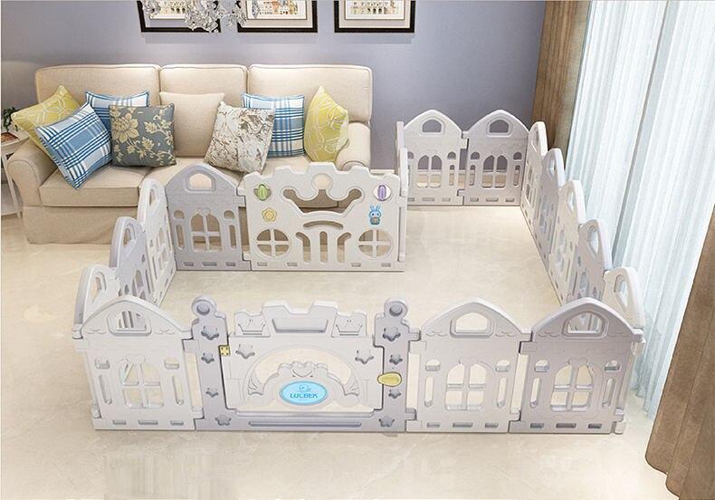 Детский забор, детский коврик для ползания, детское игровое ограждение для безопасности ребенка, детский игровой домик, домашние игрушки, д