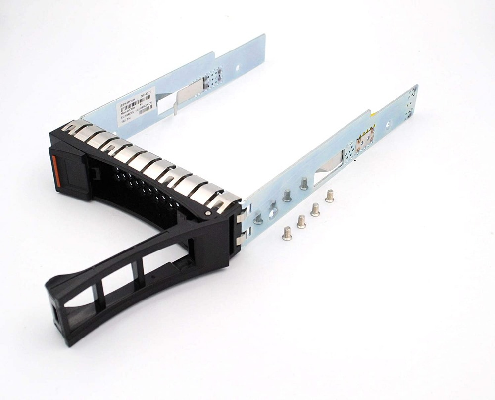3.5inch 69Y5284 SM17A06251SAS SATA Drive Caddy for IBM M4 M5 Servers and Lenovo SR550 SR650 SR570 SR590 ST558 HR630X HR650S Server with 4 Screw (3)