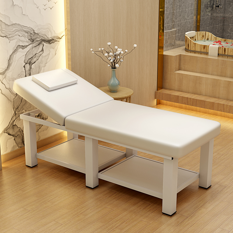 Folding Beauty Bed Beauty Salon Special Body Bed Massage Bed Massage Bed Embroidery Fire Therapy Bed