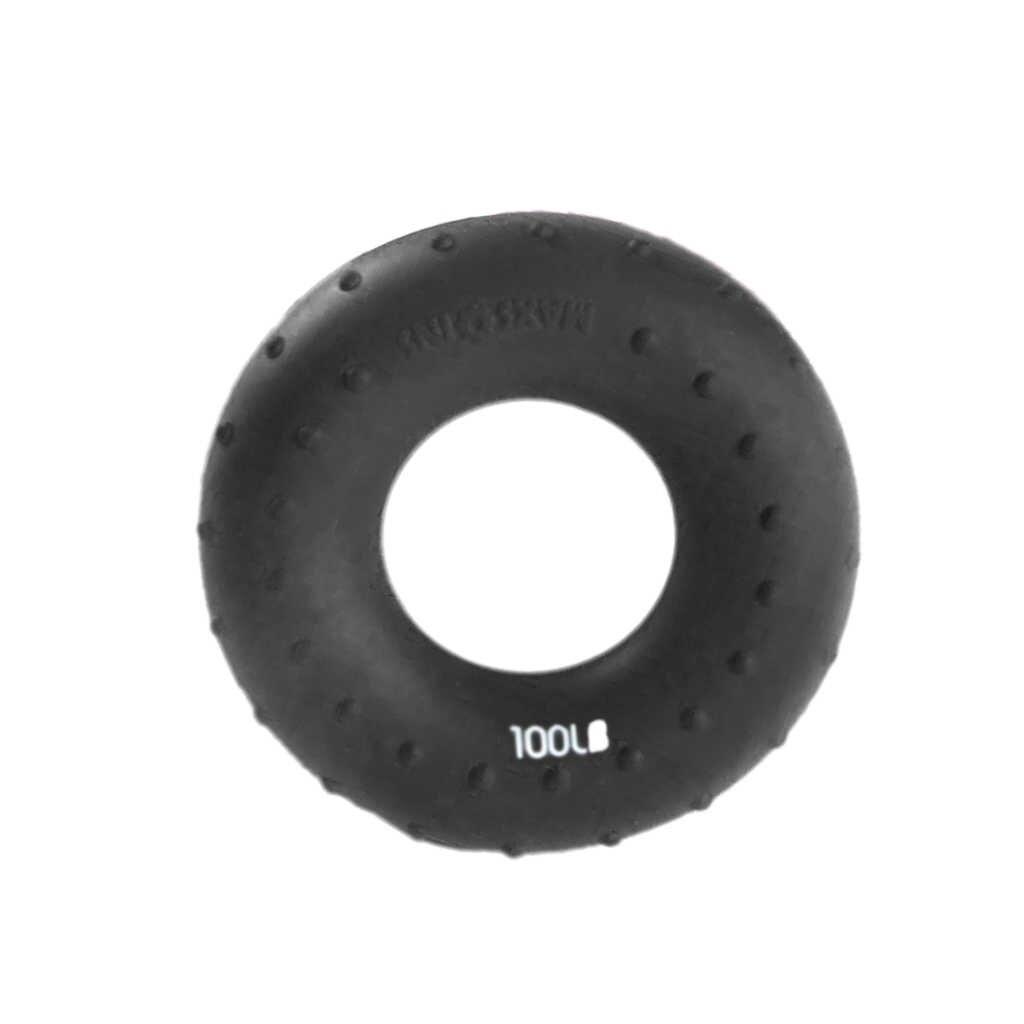 Pro 100LB el egzersiz tutucu bilek gücü parmak önkol eğitim