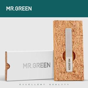 Image 5 - MR.GREEN пилка для ногтей нанометровая стеклянная пилка профессиональный маникюр с полировкой инструменты для дизайна ногтей педикюр