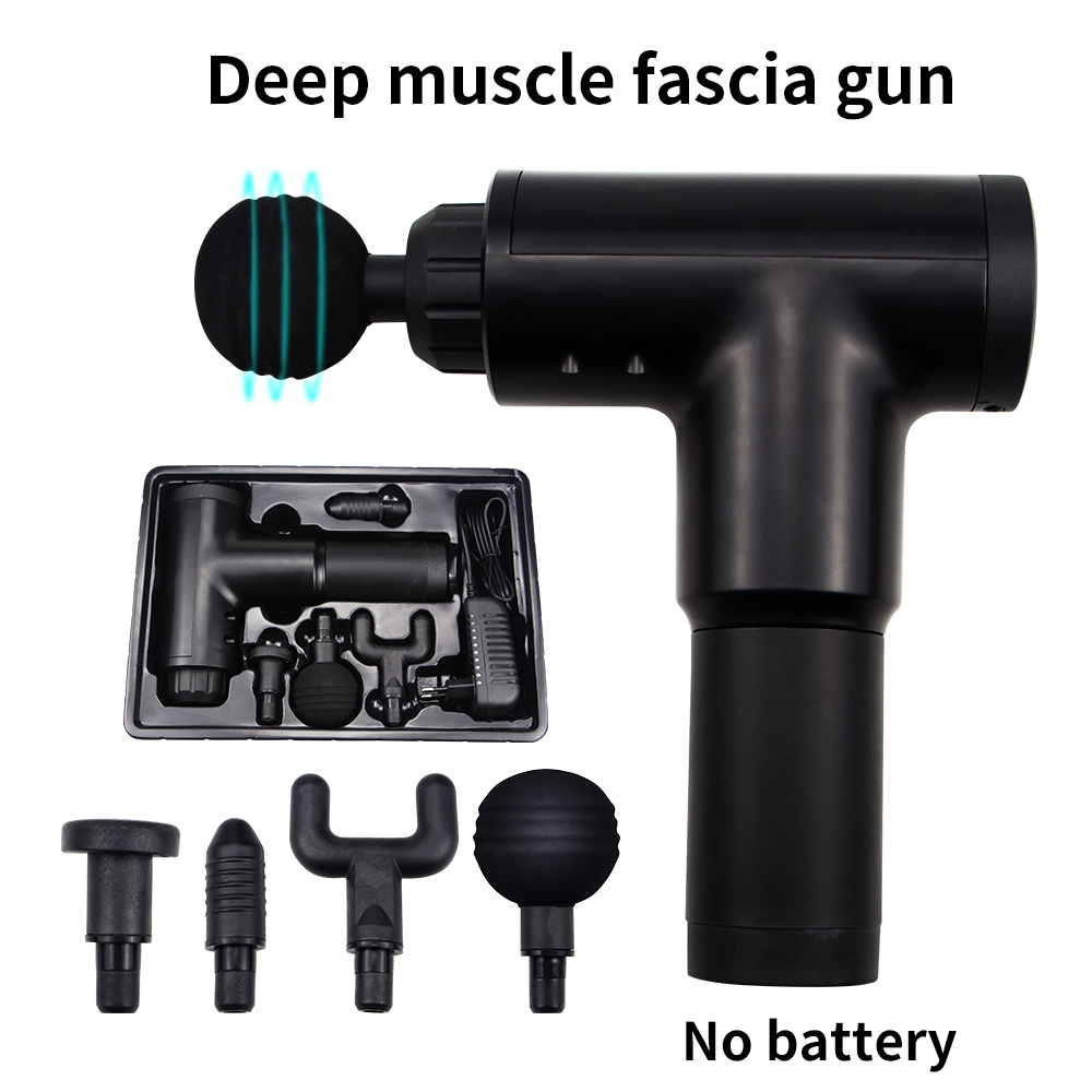 Massage Gun Professional Muscle Relaxation Massager Vibration Pain Relief Sport Fitness Shaping For Home Gym Slimming Shaping Fascia Gun    - AliExpress