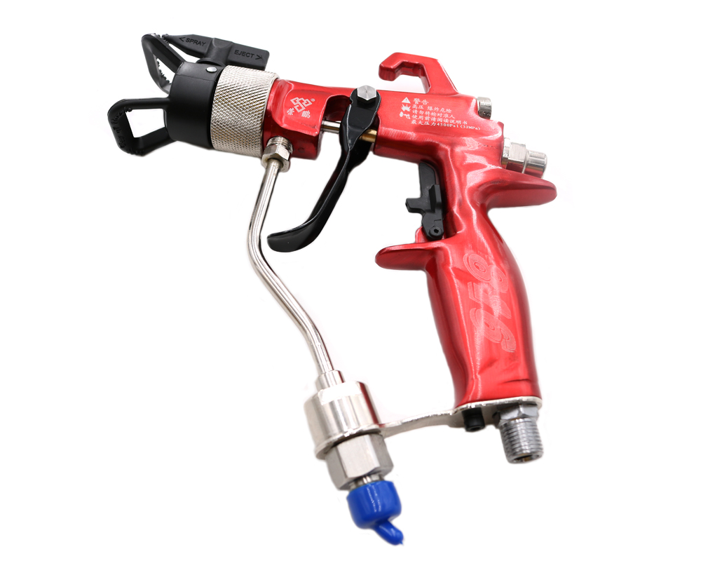 Pistolet à air comprimé professionnel pour pulvérisateur de - Outillage électroportatif - Photo 2