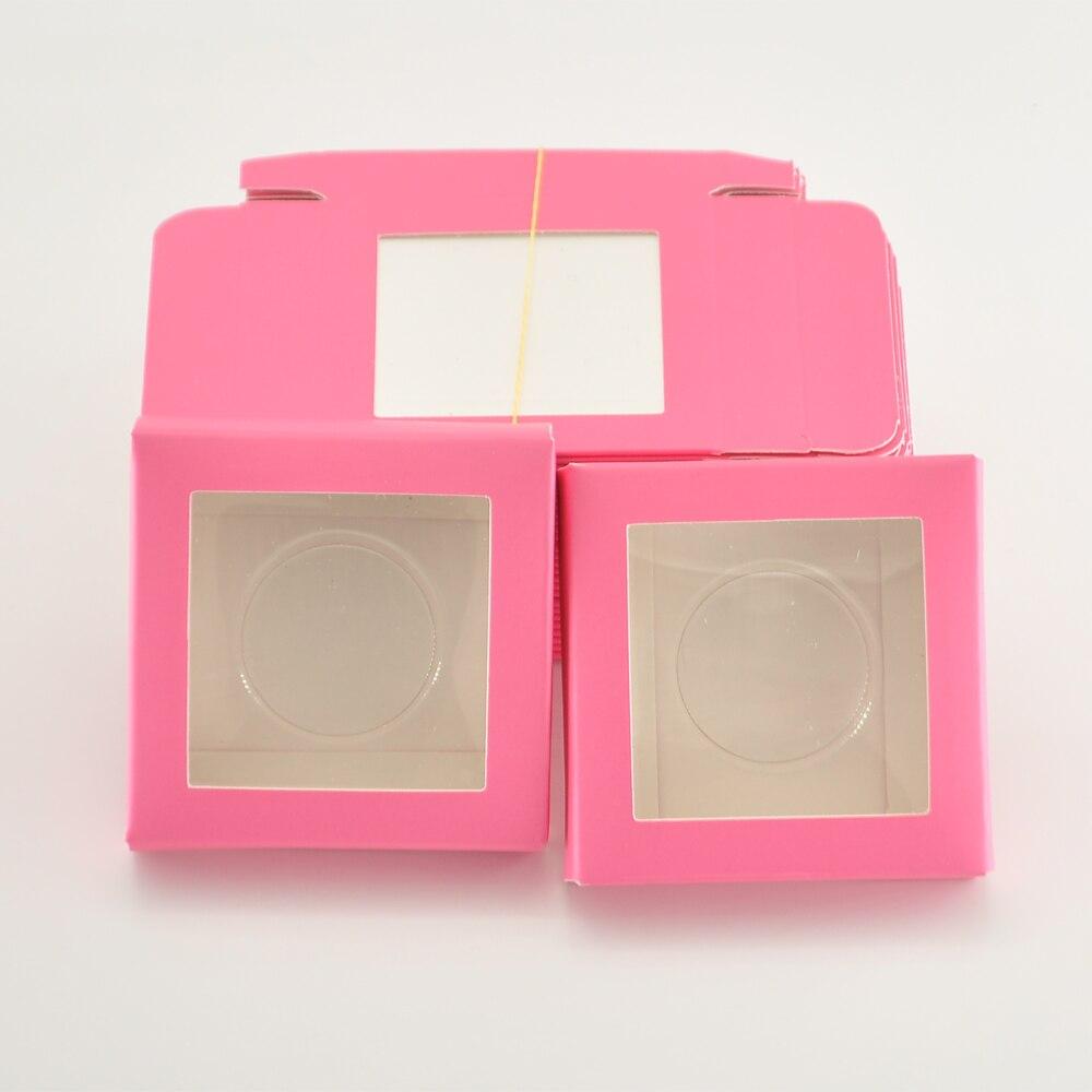 personalizado falso cils 25mm vison cílios caixas de papel fornecedores