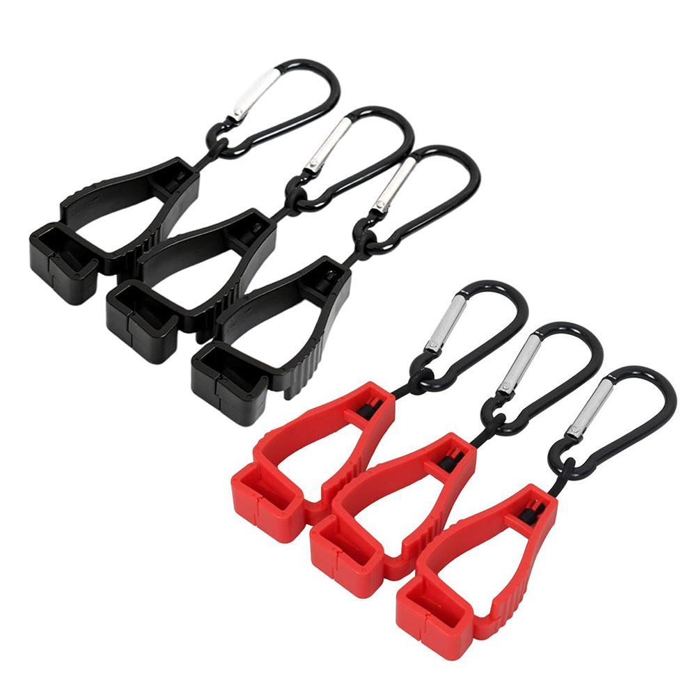 2pcs Kids Gloves Clips Grabber Holder Guard Hanger Work Glove Safety Keeper Set