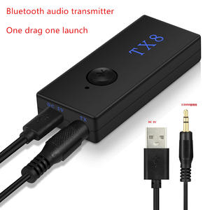 Transmitter-Receiver Audio-Music-Adapter Bluetooth 4.2 Stereo Wireless EDR for Tv-Phone