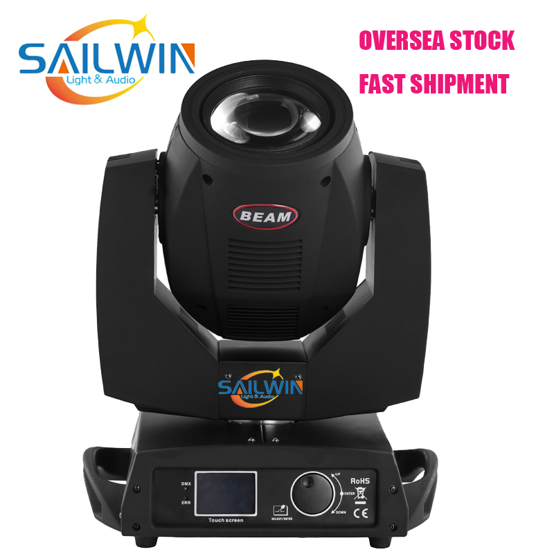 Sailwin Lyre Beam 230W 7R Moving Head Light/ Beam 200W Beam 5R/7R Disco Lights For DJ Club Nightclub Party DMX Stage Light