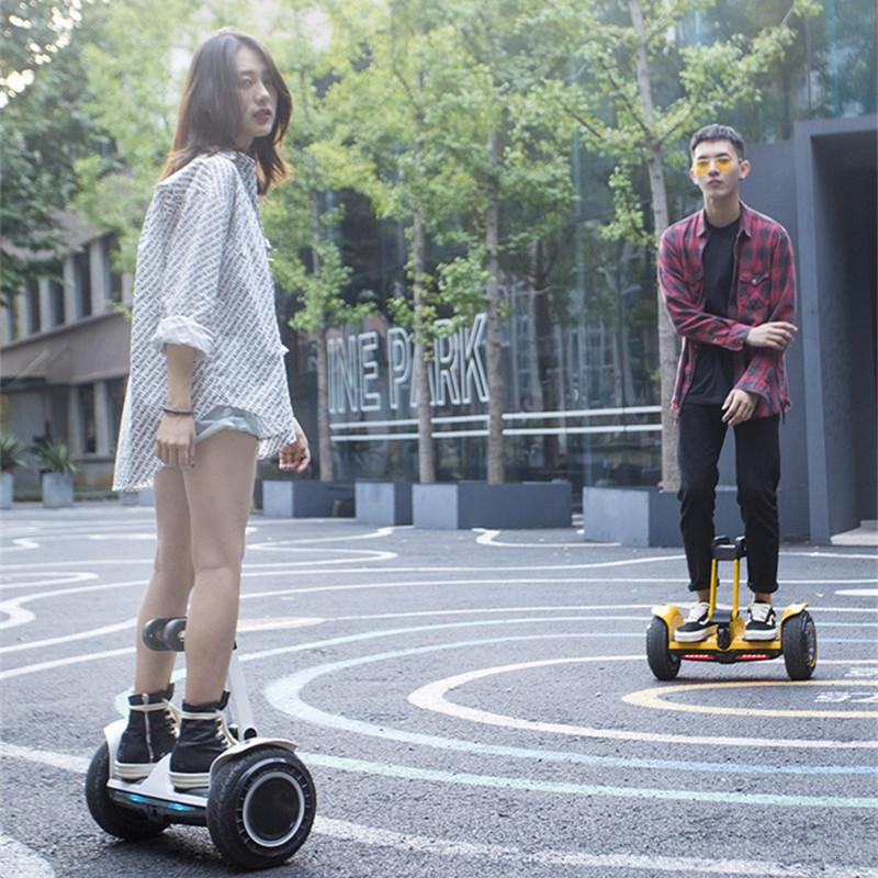 Daibot Portable Electric Scooter Self Balancing Scooters 10 Inch Off Road 250W2 36V Hoverboard For Kids APPBluetooth Speaker   (1)