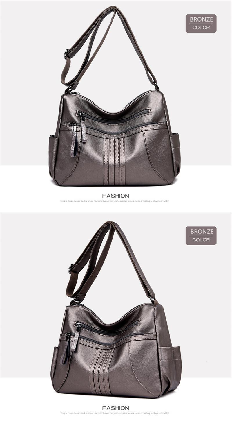 Stop118 Leather Shoulder Brand 19