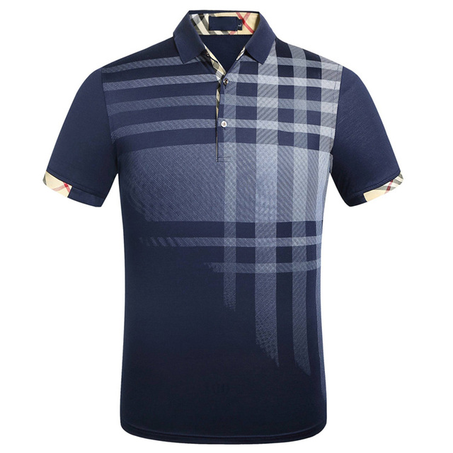 Brand New Men's Polo Shirt Men Cotton Short Sleeve Shirt Sportspolo Jerseys Plus Size M- 3XL Camisa Polos 2