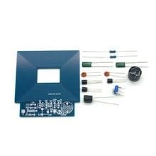 Metal Detector Scanner Unassembled Kit DC 3V-5V Suite Metal Sensor Board Module Electronic DIY Kits PCB Board Buzzer Capacitor