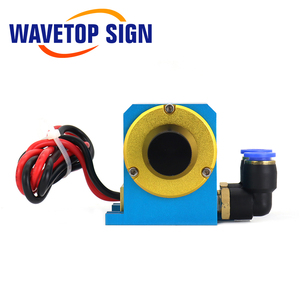 Image 5 - WaveTopSign GTPC 75S 75w 팔꿈치 YAG 레이저 모듈 GTPC 75S 90도 레이저 다이오드 펌프 사용 YAG 레이저 기계