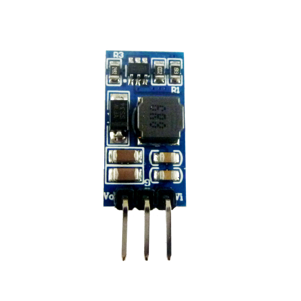 7 Вт Мини постоянного/переменного тока, Boost повышающий преобразователь 2,6-5,5 V 5V 6V 9V 12V Напряжение Регулятор модуль для Светодиодный мотор