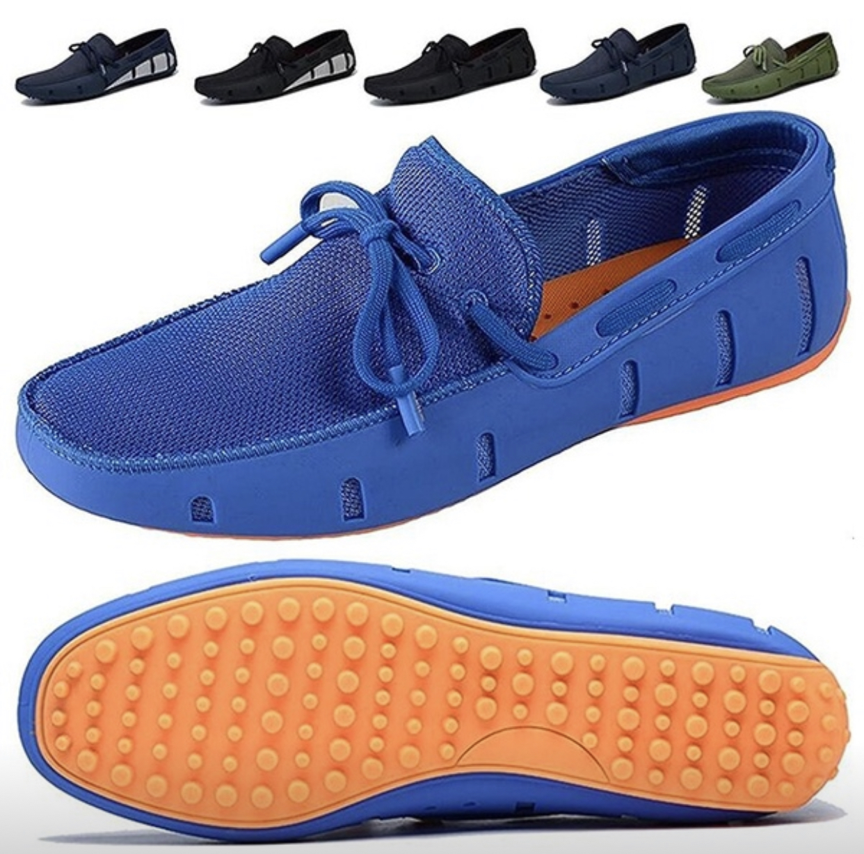 Summer Men Driving Loafers Fashion Slipper Casual Slip On Boat Shoes For Homme Femme Famous Brand Shoes 2020X002