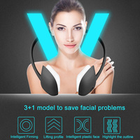 Anti Wrinkle Removal Portable Tool Face Lifting Device Facial Slimming Massage Tightening Intelligent Skin Care V Line Firming