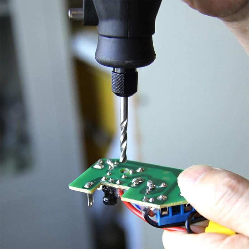 TASP 268db-os elektromos mini fúrószerszám-tartozékkészlet - Elektromos szerszám kiegészítők - Fénykép 6