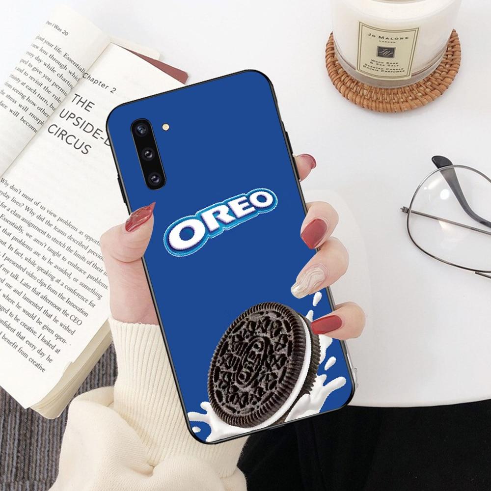 NBDRUICAI מצחיק שוקולד רוסית יוקרה עיצוב טלפון כיסוי עבור Samsung הערה 3 4 5 7 8 9 10 פרו A7 2018 A10 A40 A50 A70 J7 2018