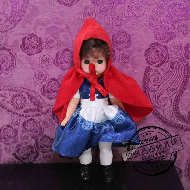 لطيف نادر الكسندر دمية سندريلا أليس ليتل الأحمر ركوب هود الاطفال اللعب هدية عيد ميلاد جمع
