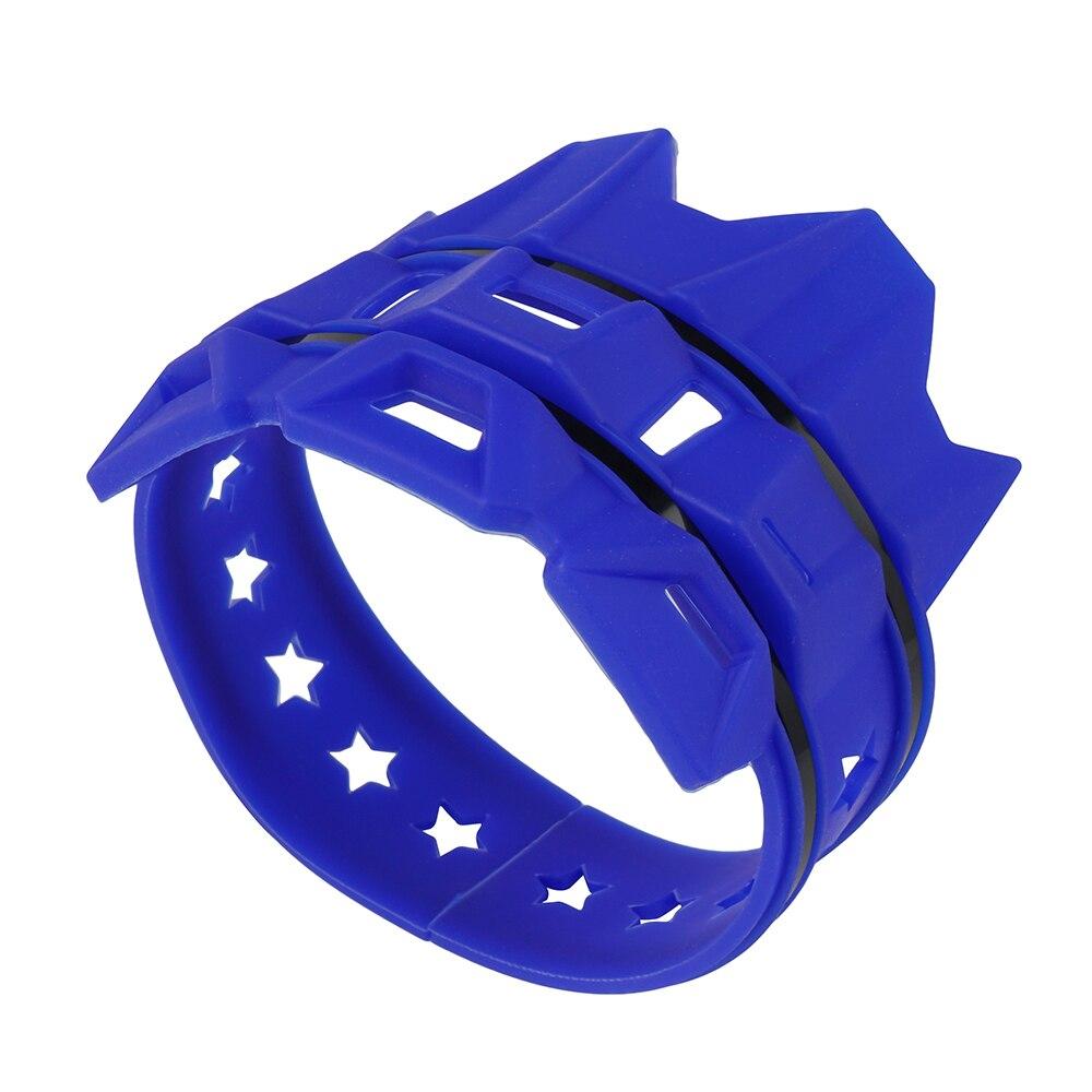 Защита выхлопной трубы для Yamaha YZ 125 250 250F 450F 125X 250X 80 85 426F WR250F WR450F WR250R WR250X TTR250 TTR600 Blue