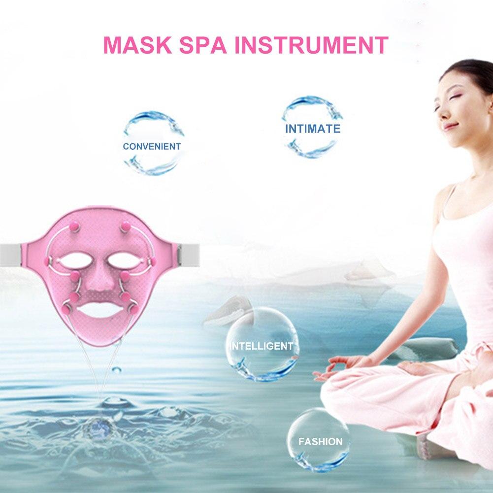 EMS elétrica Vibração Massager Da Beleza Rosto