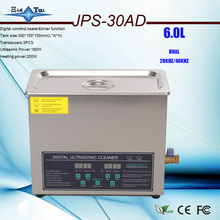 Russia in Stock dual 28/40KHZ frequency 220v/110v ultraonic cleaner