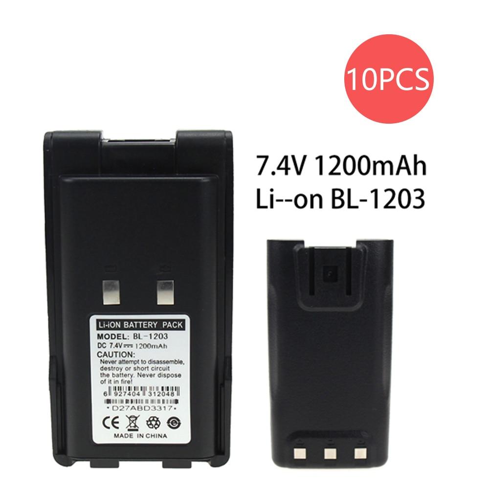 10 Pcs 7.4 V 1800 MAh Li-ion Battery For Motorola XPR3300 XPR3500 XPR7350 XPR7380 XPR7550 XPR7580 Walkie Talkie