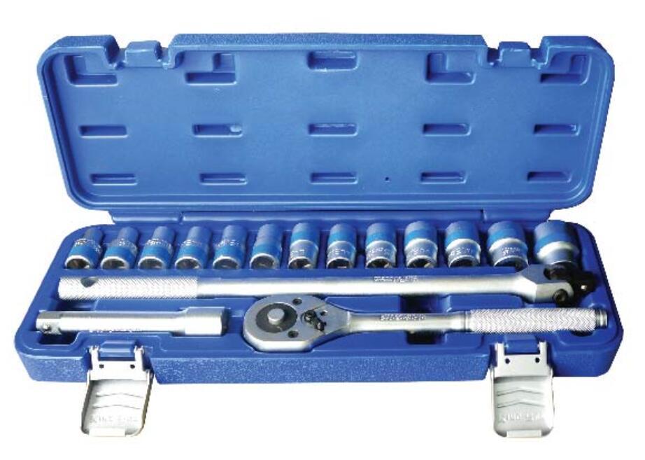 17PCS Torque Wrench Set 1/2 Square Drive Ad alta precisione Auto di Riparazione Della Bici A Mano Gli Strumenti Chiave Coppia chiave-made in Taiwan