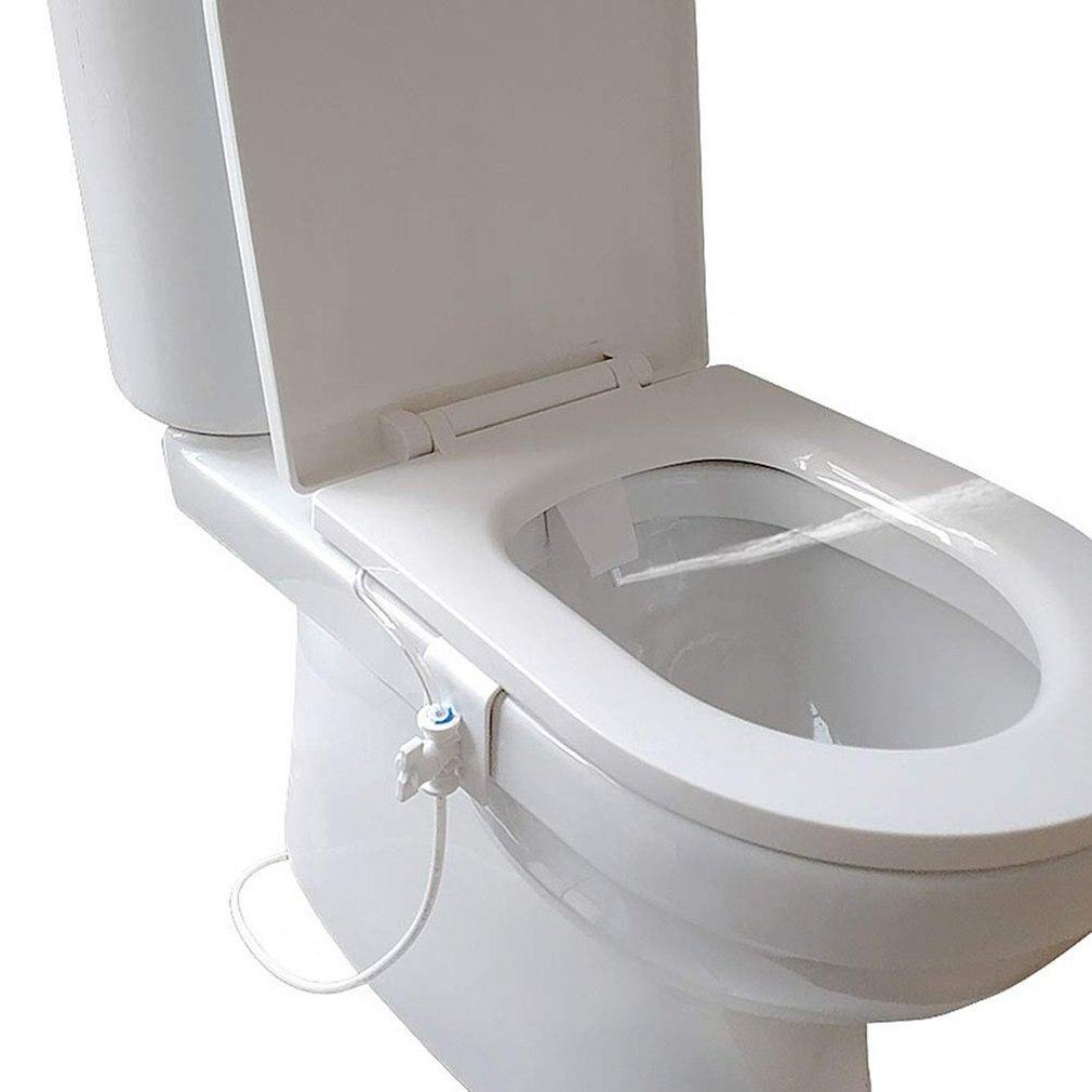 Flushing Sanitary Device Bathroom Smart Toilet Seat Bidet Intelligent Toilet Flushing Sanitary Device Self Cleaning Sprayer Hot|Bidets|   - AliExpress