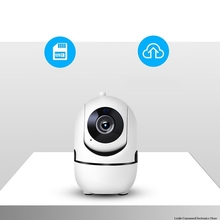 720p/1080p Mini Intelligent Surveillance Camera Home Wifi Network Camera HD Night Vision Monitor Home Security Monitoring