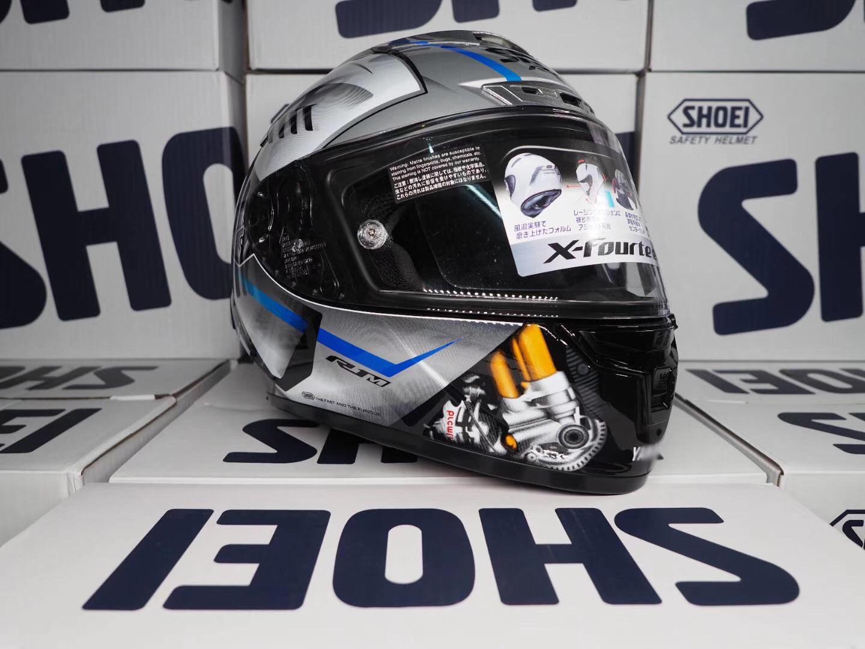 New X Fourteen RJM Motor Racing Motorcycle Hat Full Face Helmet Safe Racing Helmt  X14  Model Helmet