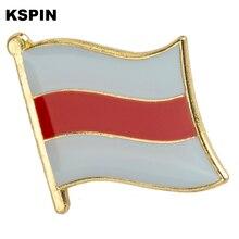 Значки с отворотом и флагом Беларуси для одежды в нашивках, рюкзак со значком KS-0031