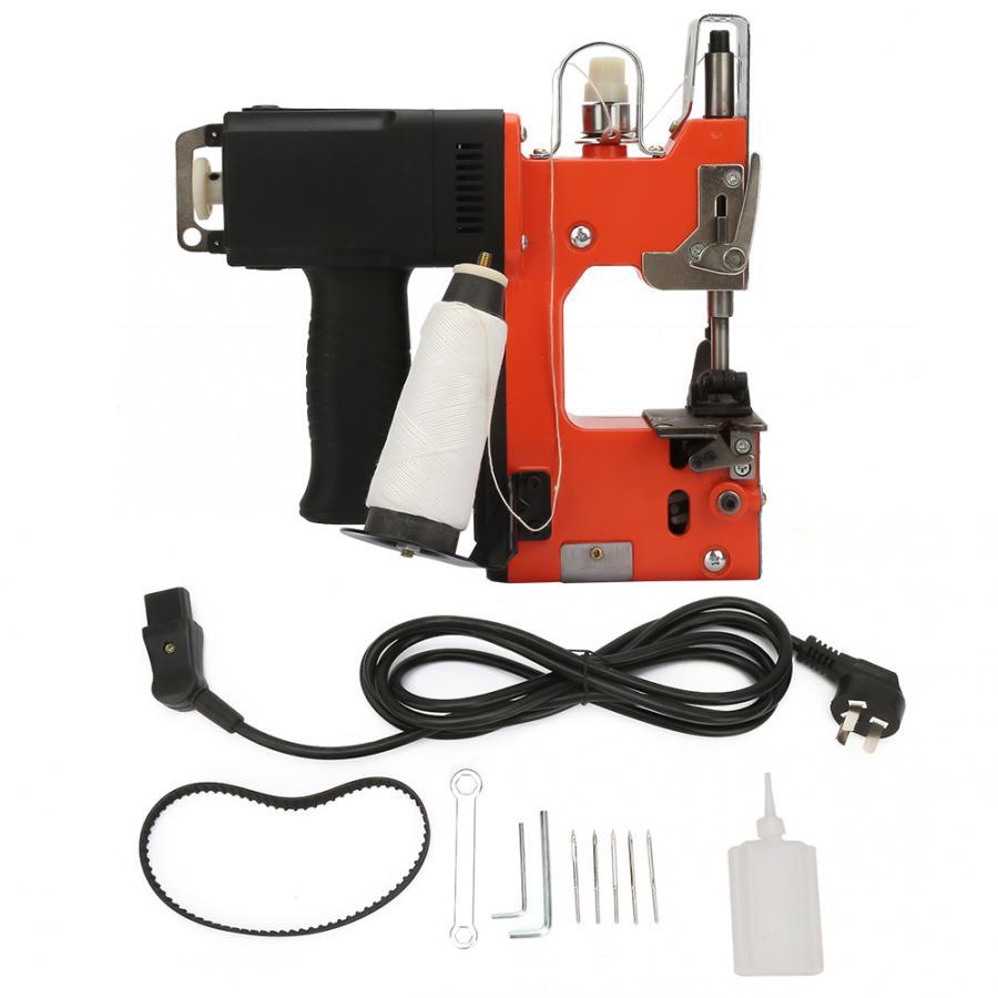 Портативная сумка для электрических запаянных швейных машин Текстиль для дома US Plug 110V