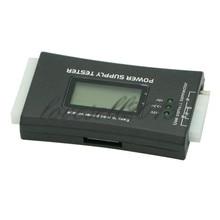 1 ADET YENI Güç Kaynağı Test Cihazı 20 24 Pin Sata LCD PSU HD ATX BTX Gerilim Test Kaynağı 4.9 ortalama bazlı 18 değerlendirme sonucu 5 16