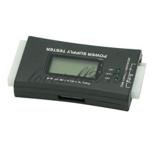 1PCS NIEUWE Voeding Tester 20 24 Pin Sata LCD PSU HD ATX BTX Voltage Test Bron 4.9 gemiddelde gebaseerd op 18 product ratings 5 16
