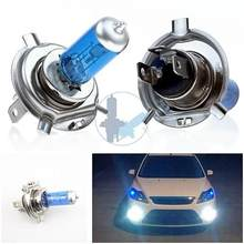 Car Accessories Super White H4 100/90W 12V High Low Beam Headlight Light Bulbs New hot sale(China)