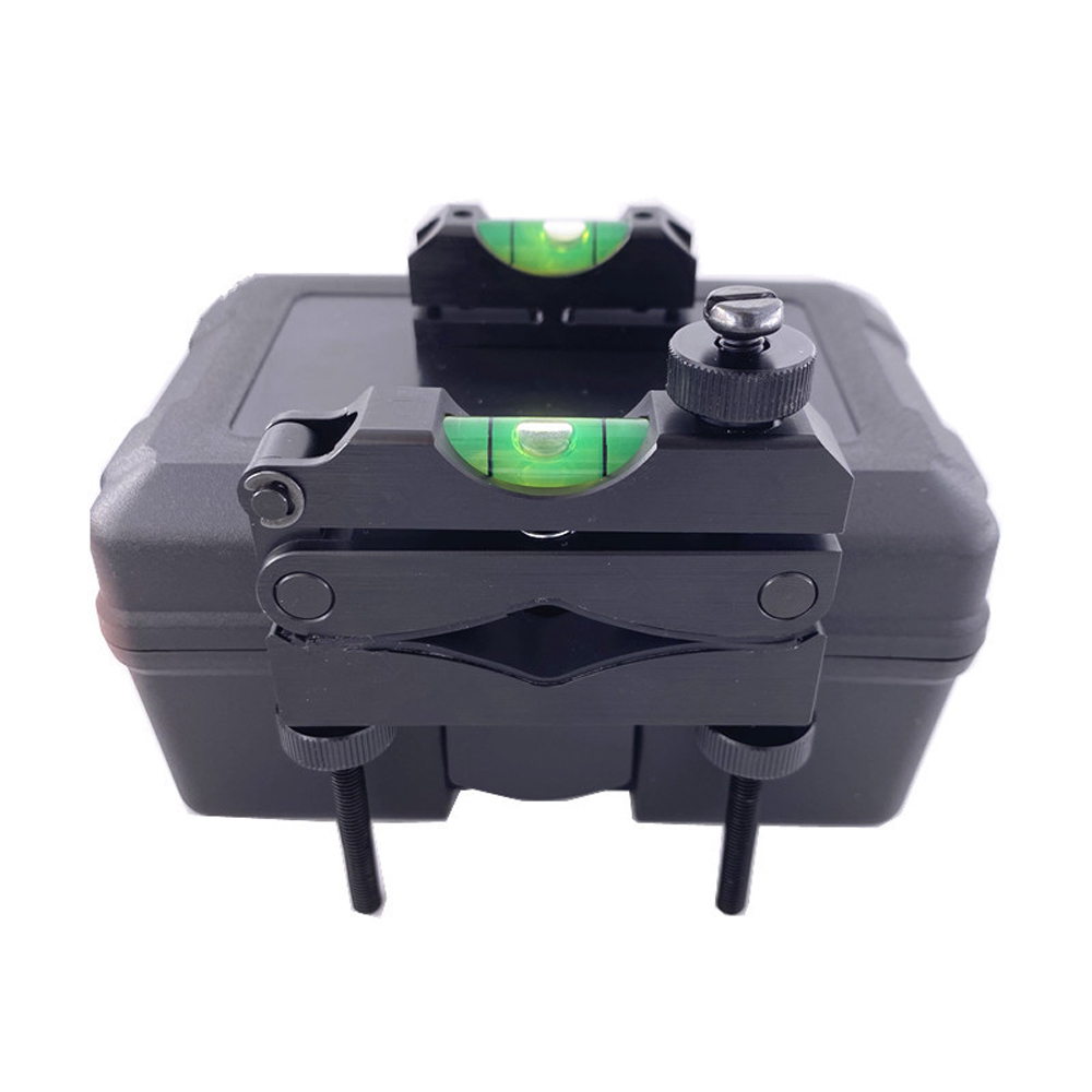 Black / Golden Angle Level Sight Leveling System Scope Reticle Leveling System Outdoor Accessories