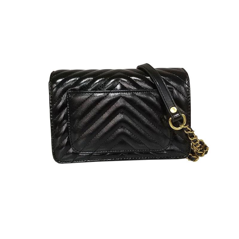Designer Soft Quilted Shoulder Bag Chain Mini Flap Crossbody Bag Handbag for Women &Girls Fashion|Shoulder Bags| - AliExpress