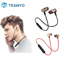Buy GZ05 Bluetooth earphone Sports Bass wireless earphones with Mic Handsfree wireless earbuds for Samsung iPhone xiaomi Earphones directly from merchant!