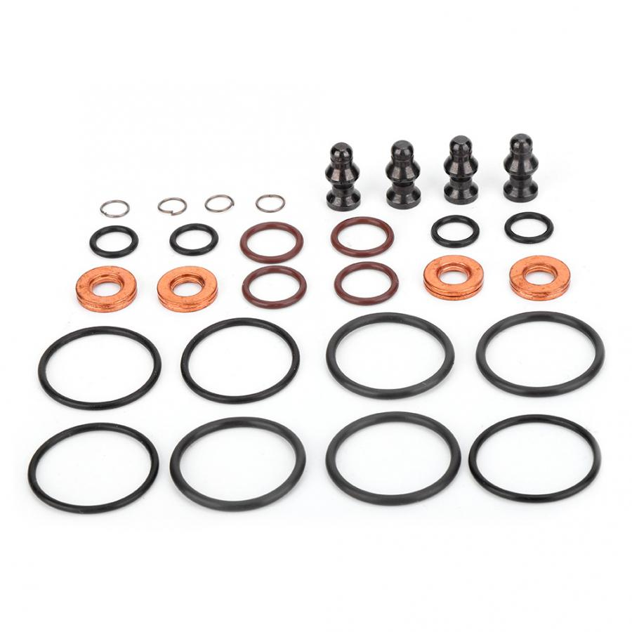 Fuel Injector Repair Kit Seals 038198051 C Replacement for A2 A3 A4